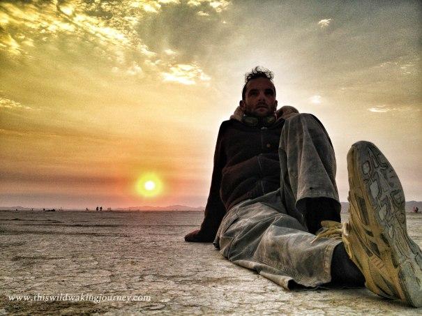 Bryancito Burning Man Sunrise