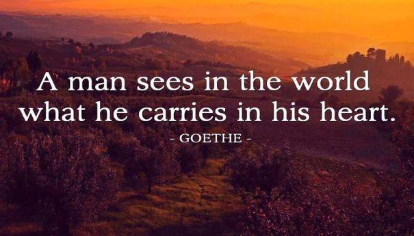 goethe heart